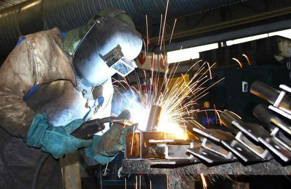 Jones County Ironworks: Welder